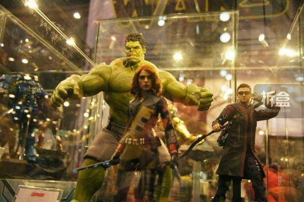 Hot Toys Booth at Toy Soul -Jingobell -017