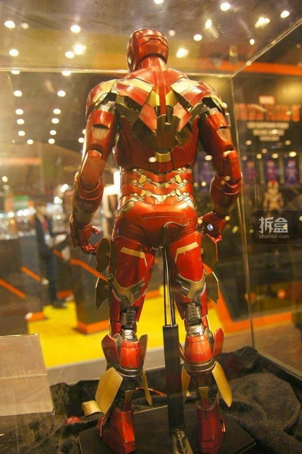 Hot Toys Booth at Toy Soul -Jingobell -042