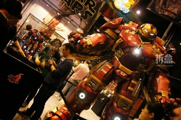 Hot Toys Booth at Toy Soul -Jingobell -045