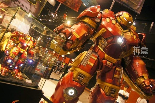 Hot Toys Booth at Toy Soul -Jingobell -047