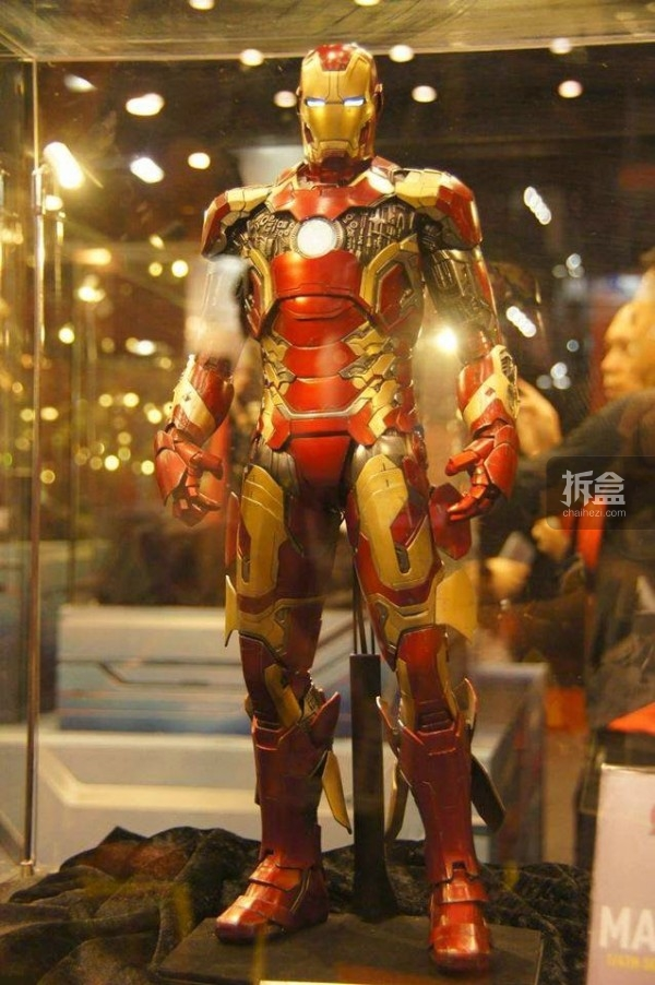 Hot Toys Booth at Toy Soul -Jingobell -053
