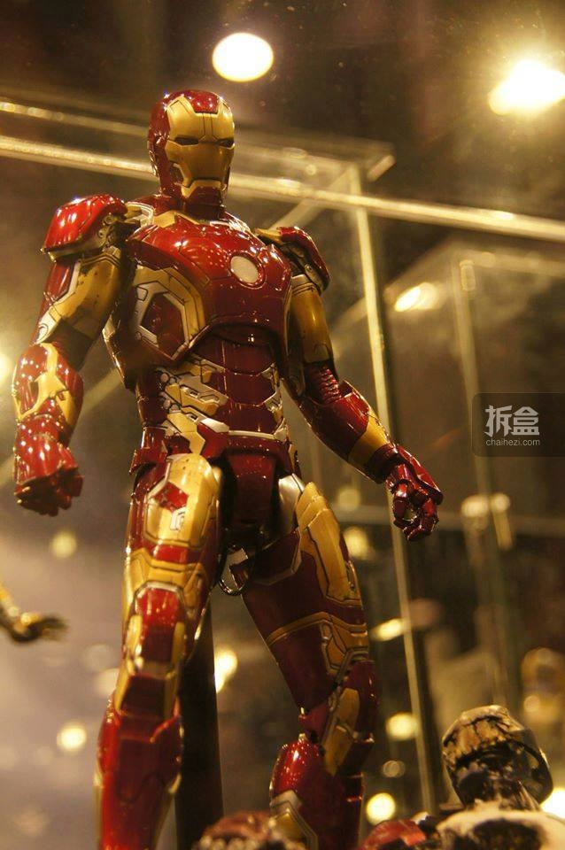 Hot Toys Booth at Toy Soul -Jingobell -059