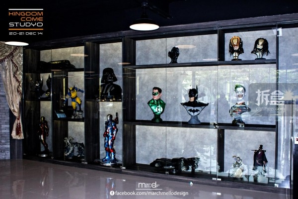 March Mello-Kingdom Come Grand Opening Studyo HQ-007