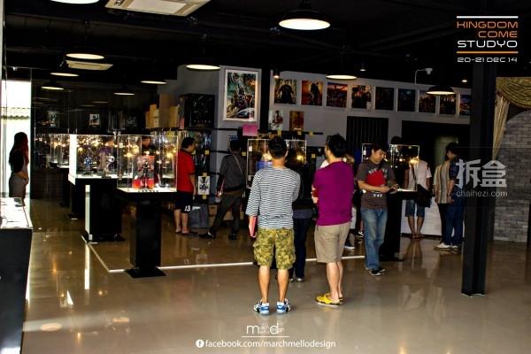 March Mello-Kingdom Come Grand Opening Studyo HQ-012