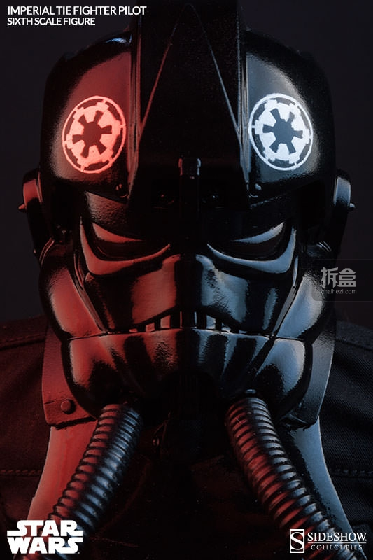 sideshow-TIE Fighter Pilot Sixth (1)