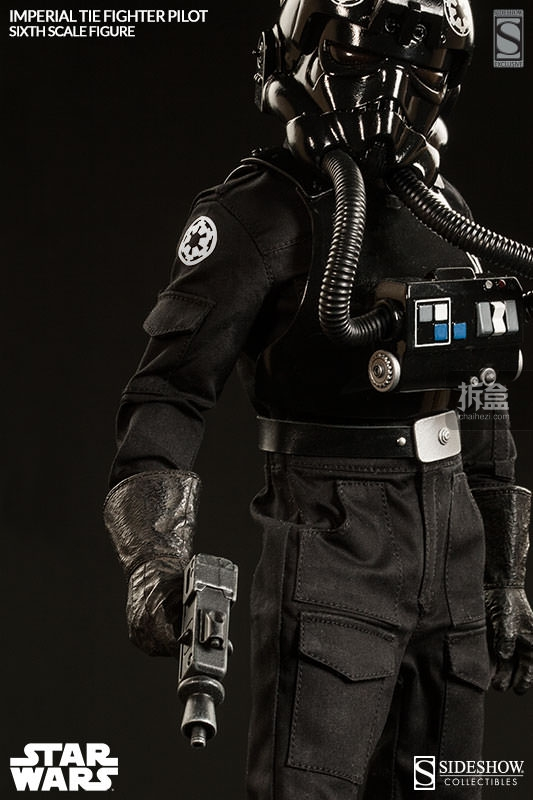 sideshow-TIE Fighter Pilot Sixth (11)