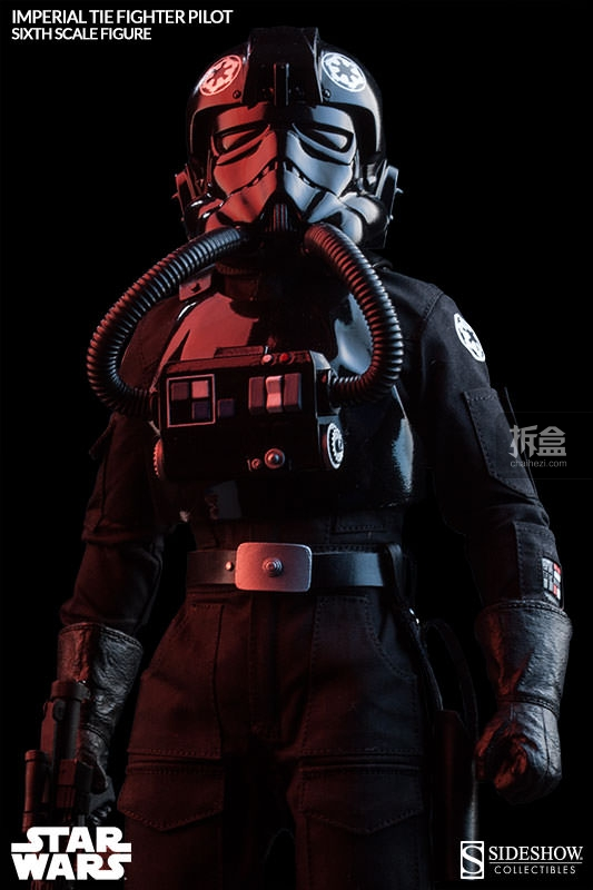 sideshow-TIE Fighter Pilot Sixth (3)