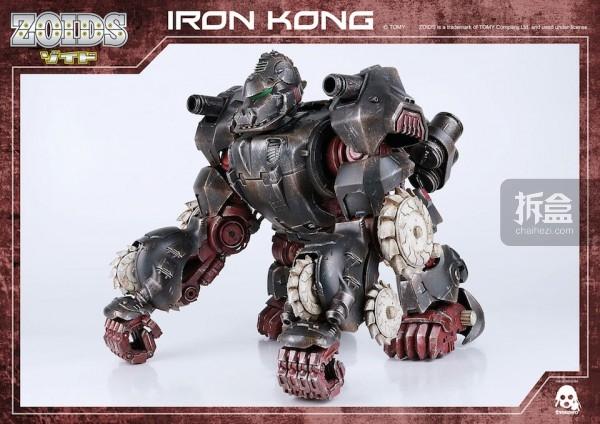 threezero-ZOIDS Iron Kong-preorder-001