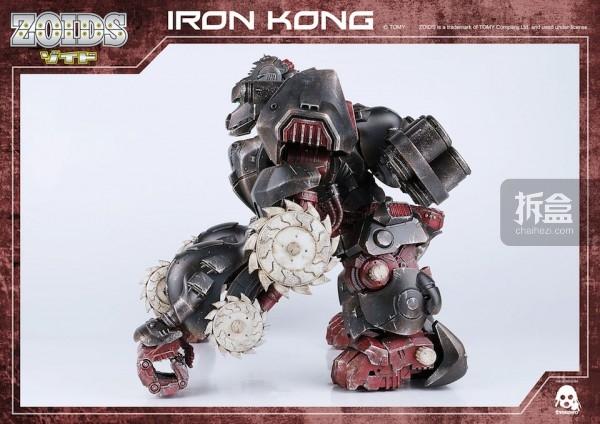 threezero-ZOIDS Iron Kong-preorder-002