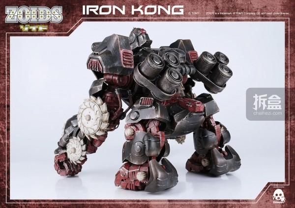 threezero-ZOIDS Iron Kong-preorder-003