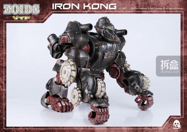 threezero-ZOIDS Iron Kong-preorder-004