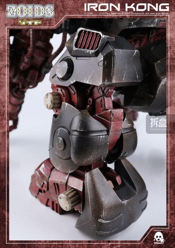 threezero-ZOIDS Iron Kong-preorder-005