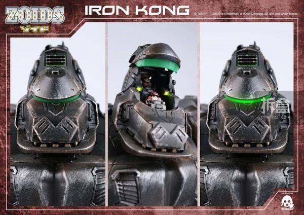 threezero-ZOIDS Iron Kong-preorder-006
