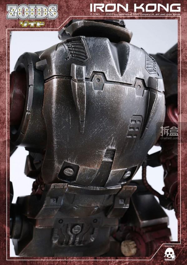 threezero-ZOIDS Iron Kong-preorder-007
