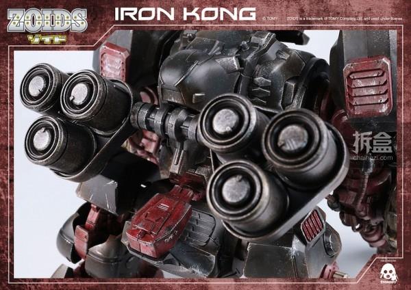 threezero-ZOIDS Iron Kong-preorder-008