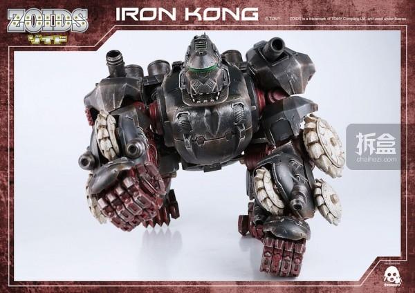 threezero-ZOIDS Iron Kong-preorder-009