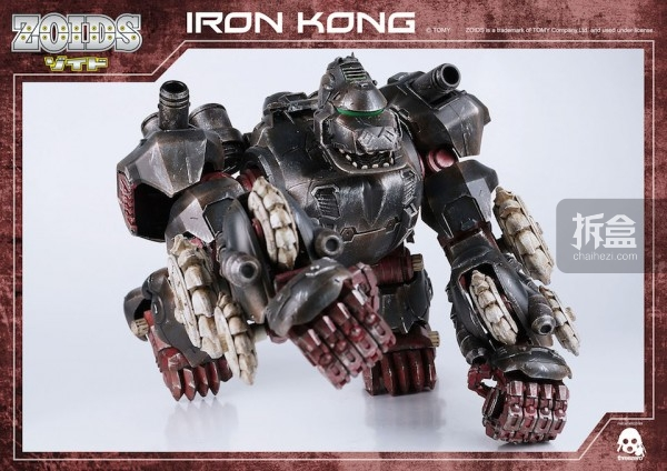 threezero-ZOIDS Iron Kong-preorder-010