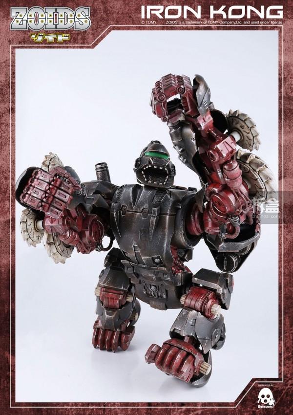 threezero-ZOIDS Iron Kong-preorder-011