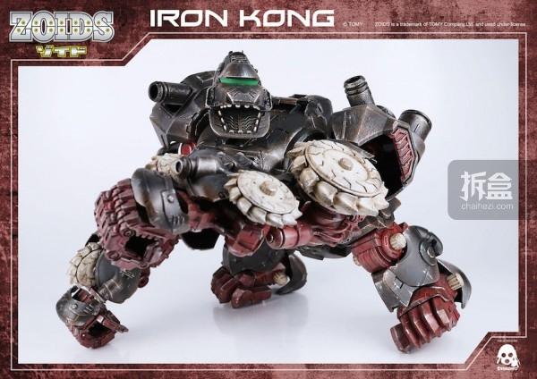 threezero-ZOIDS Iron Kong-preorder-012
