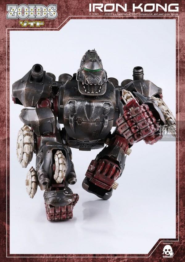 threezero-ZOIDS Iron Kong-preorder-013