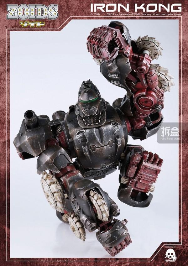 threezero-ZOIDS Iron Kong-preorder-014