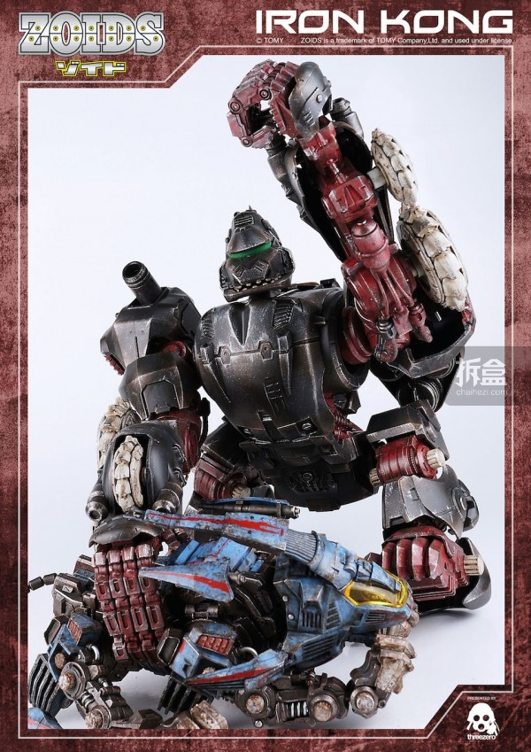 threezero-ZOIDS Iron Kong-preorder-015