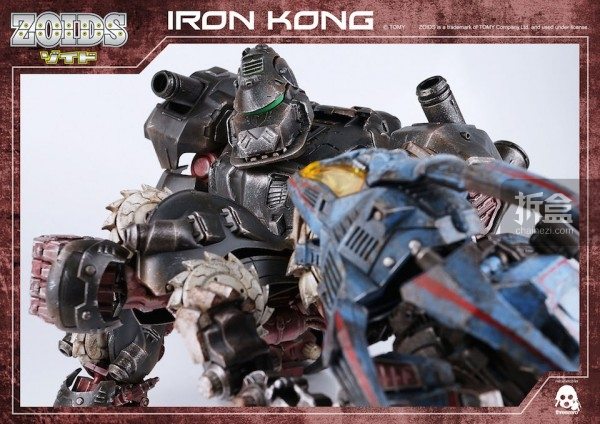 threezero-ZOIDS Iron Kong-preorder-016