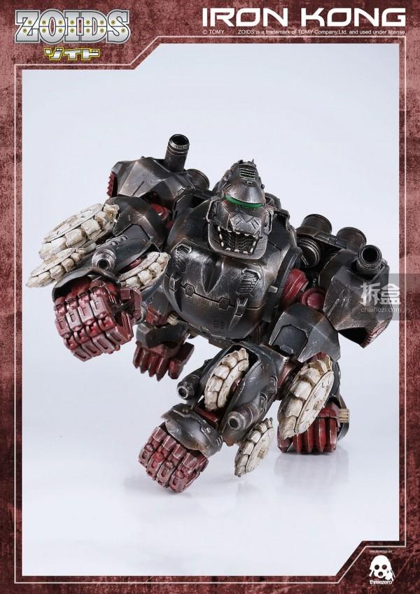 threezero-ZOIDS Iron Kong-preorder-019