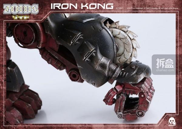 threezero-ZOIDS Iron Kong-preorder-020