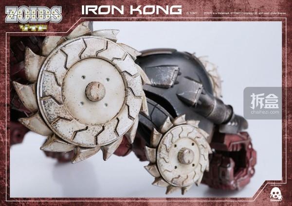 threezero-ZOIDS Iron Kong-preorder-021