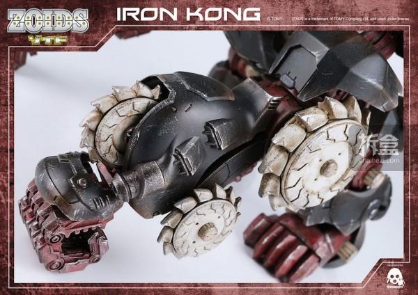 threezero-ZOIDS Iron Kong-preorder-023