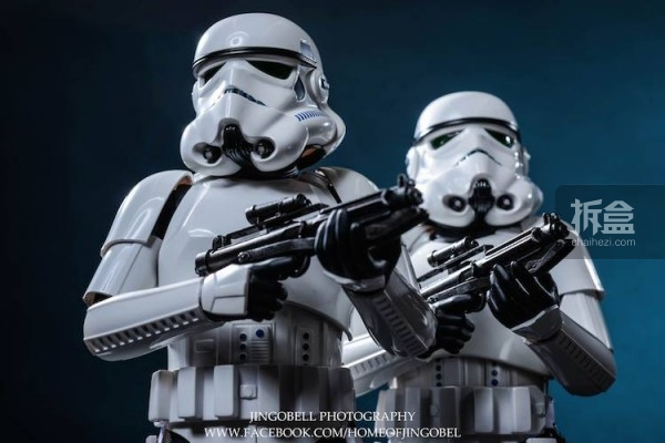 Hot Toys-Star Wars Stormtrooper Sets-Jingobell-001
