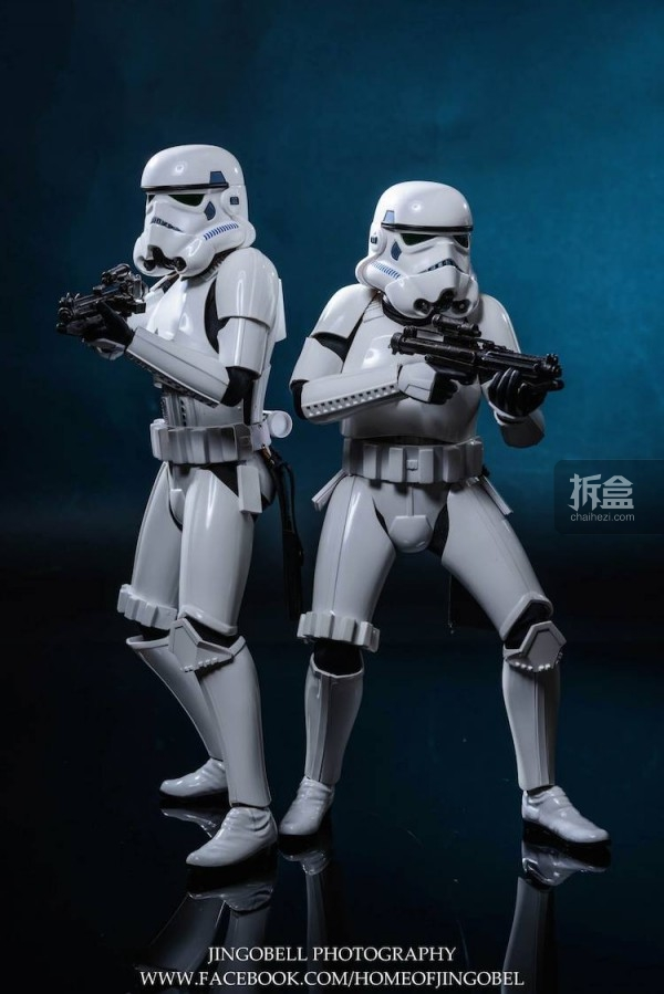 Hot Toys-Star Wars Stormtrooper Sets-Jingobell-007