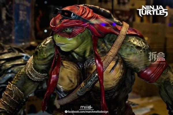 P1S-Raphael Ninja Turtle-bangkok-008