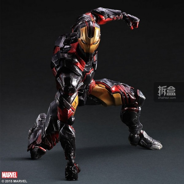 PAK-variant-ironman