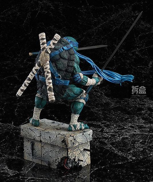 goodsmile-TMNT-leonardo-Michelangelo-preorder