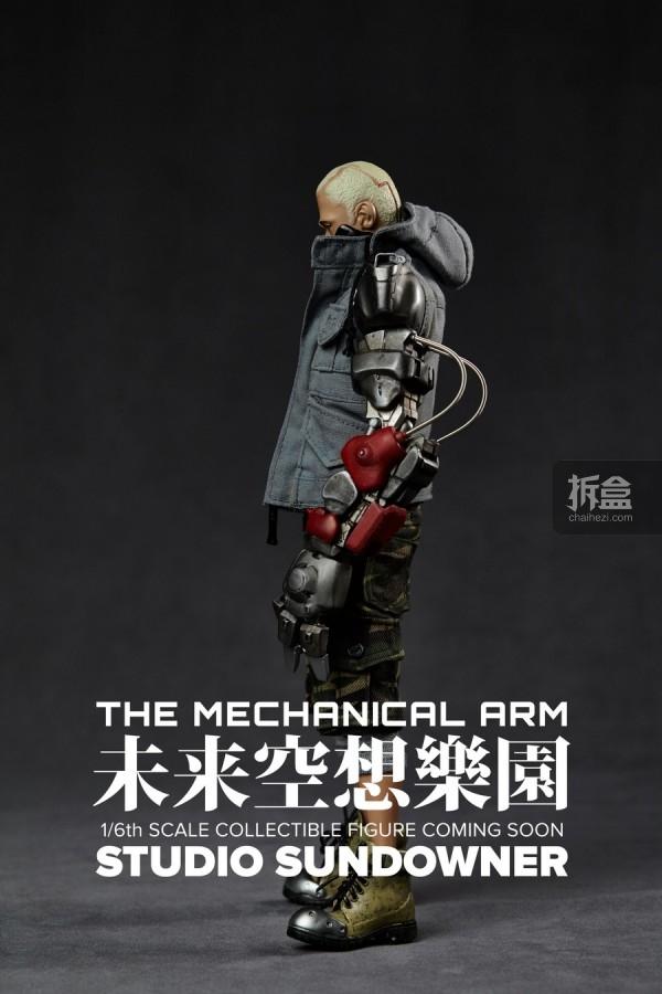 sundowner-THE MECHANICAL ARM-003