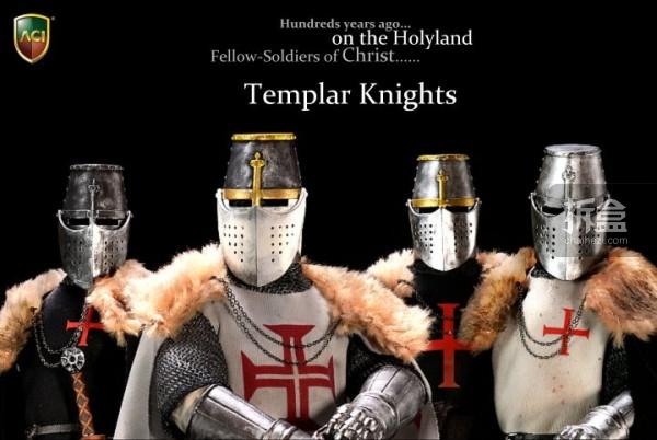 ACI Toys-Crusader Knight Templars-005