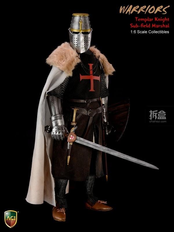 ACI24B-Templar Knight Sub-field Marshal