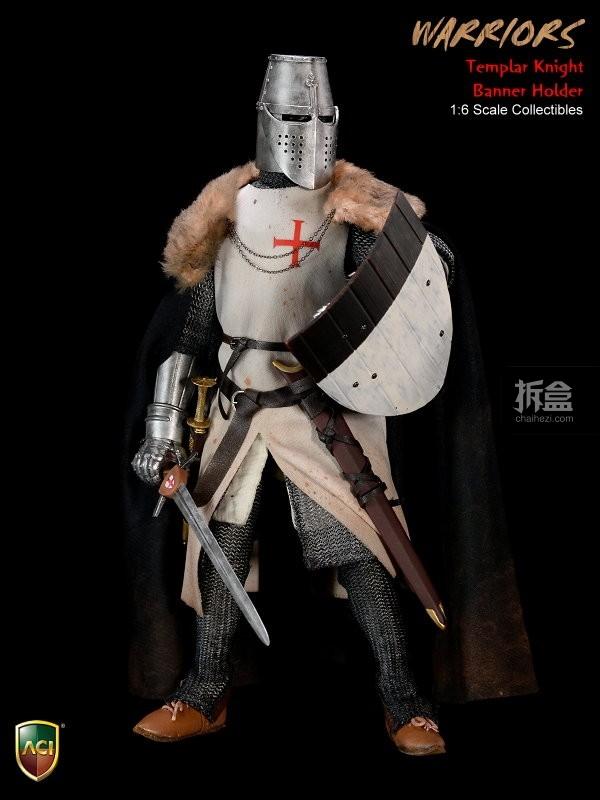 ACI24C-Templar Knight Banner Holder (13)