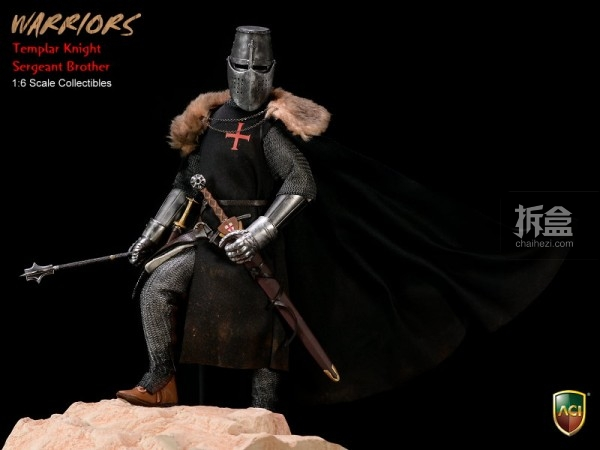 ACI24D-Templar Knight Sergeant Brother (10)
