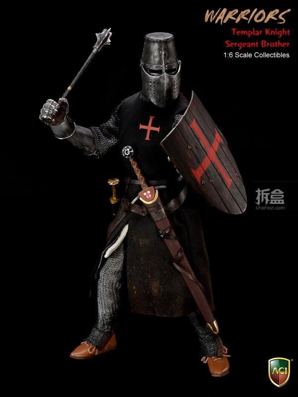 ACI24D-Templar Knight Sergeant Brother