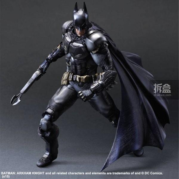 Batman Arkham Play Arts Kai-001