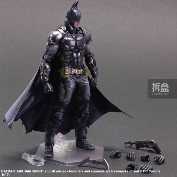 Batman Arkham Play Arts Kai-003