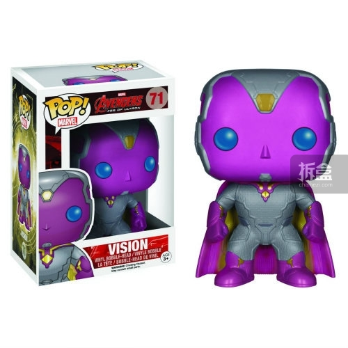 FUNKO POP-MARVEL Series Avengers Age of Ultron (3)
