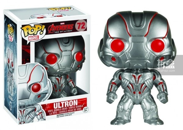 FUNKO POP-MARVEL Series Avengers Age of Ultron (4)