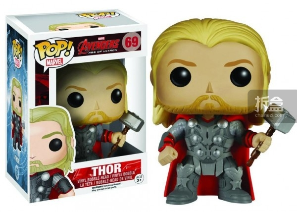 FUNKO POP-MARVEL Series Avengers Age of Ultron (6)