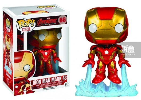 FUNKO POP-MARVEL Series Avengers Age of Ultron