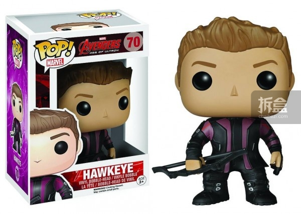 FUNKO POP-MARVEL Series Avengers Age of Ultron (7)