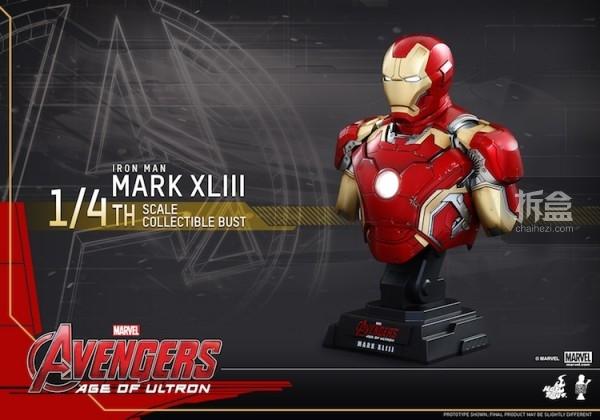 HT-Avengers2-MK43 WR2 BUST-001